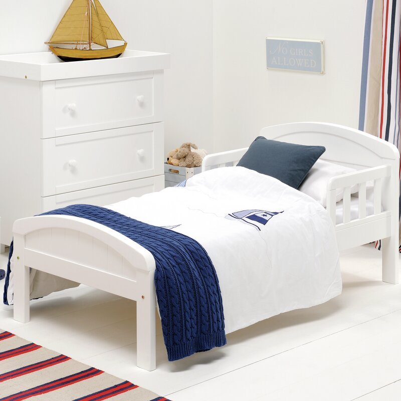 East Coast Country Toddler Bed Amp Reviews Wayfair Co Uk