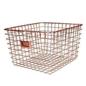 Steel Medium Storage Basket