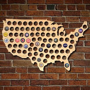 United States Map Wall Decor.United States Map Wall Decor Wayfair