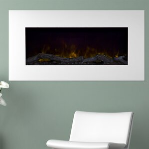 led wall mount electric fireplace - Modern Electric Fireplace