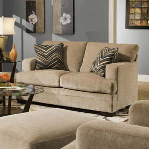 Tillmon Loveseat by Simmons Upholstery by Andover Mills