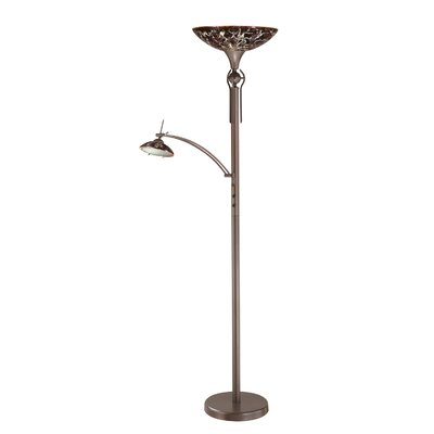 Astral 71 torchiere floor lamp