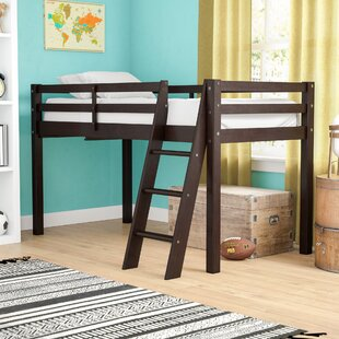 Brown Ladder Bunk Bed Wayfair
