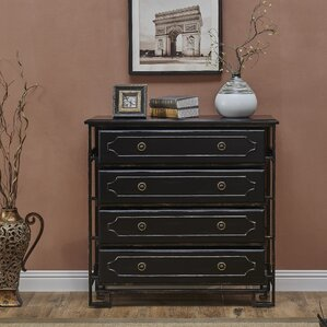 Tanaquil 4 Drawer Chest by Bloomsbury Market