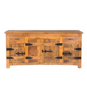 Aden Mango Wood Sideboard by Bloomsbury M..