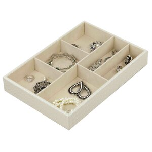 Wayfair Basics 6 Compartment Accessory Tray