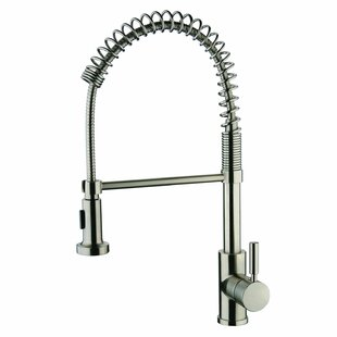 Save. Y Decor. Pull Out Single Handle Kitchen Faucet
