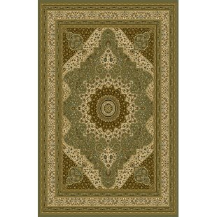 Bluffs Sage Green Area Rug