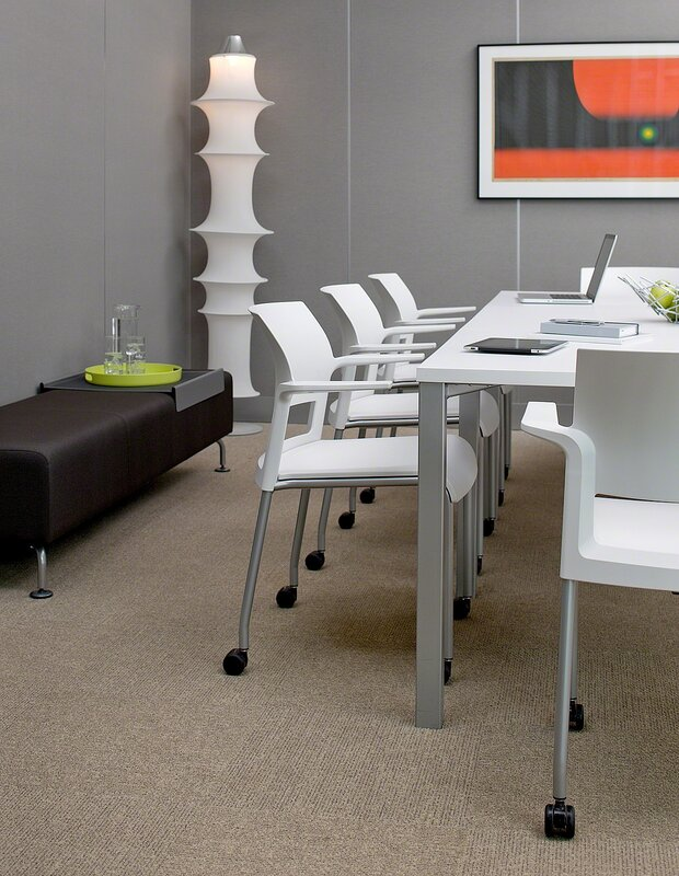Multi Use Table steelcase move multi-use guest chair & reviews | wayfair