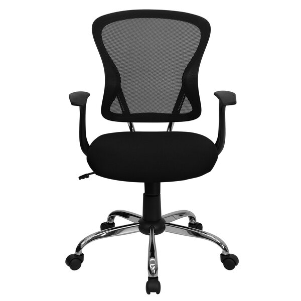 mesh office chairs you'll love | wayfair
