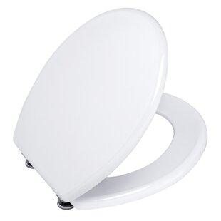 40cm Round Toilet Seat. Prima Hard Round Toilet Seat Seats  Soft Close Wayfair co uk