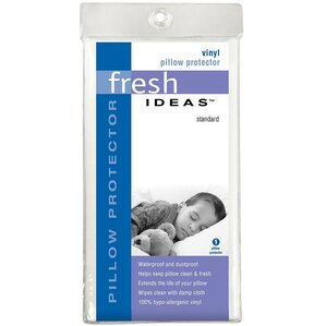 Fresh Ideas Vinyl Pillow Protector by Fresh Ideas