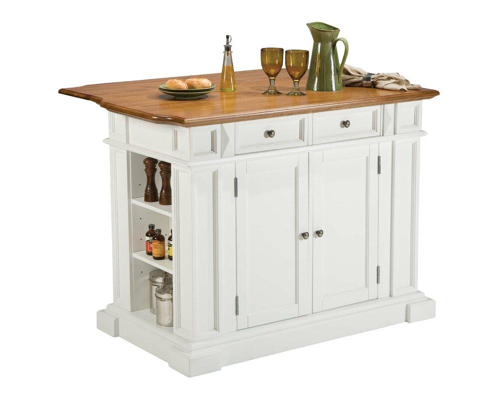 Shop 1003 Kitchen Islands Carts Wayfair focus for Movable Islands For Kitchen