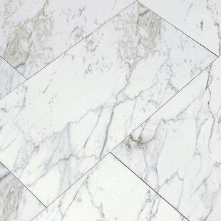 Carrara 12 X 24 Porcelain Field Tile In White