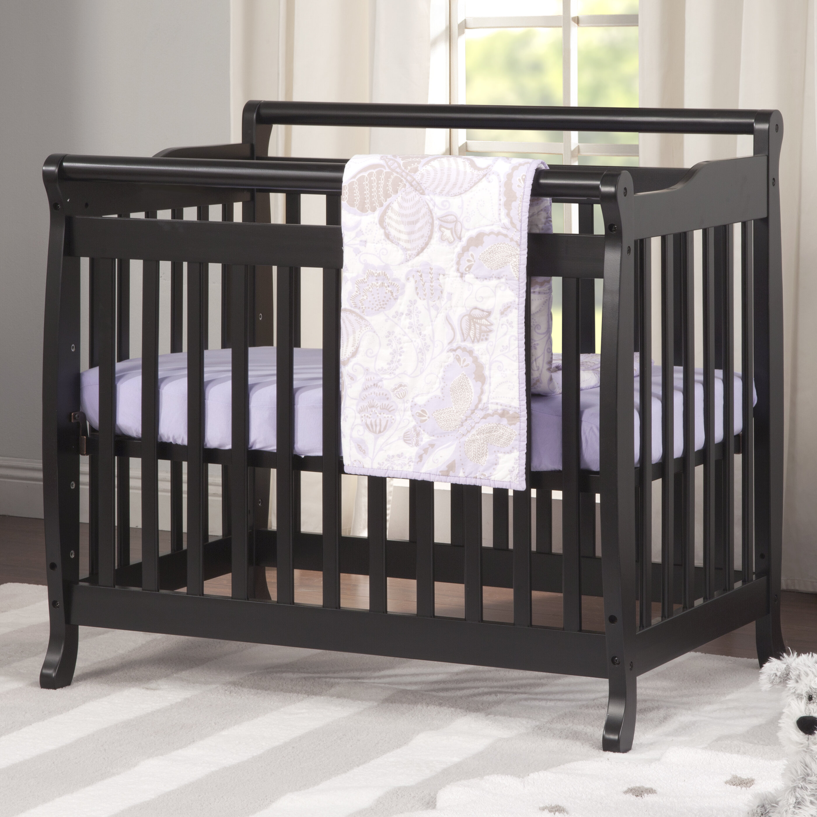 hudson babyletto cribs lind in harlow bed toddler s manchester jenny convertible crib davinci