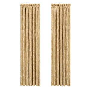 Colonial Curtain Panels (Set Of 2)