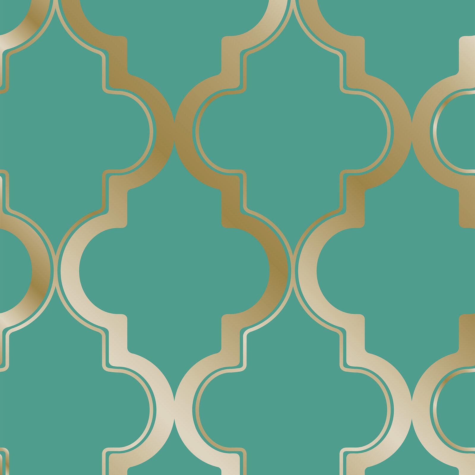 Tempaper TempaperR Marrakesh 33 X 205 Peel And Stick Wallpaper Roll Reviews
