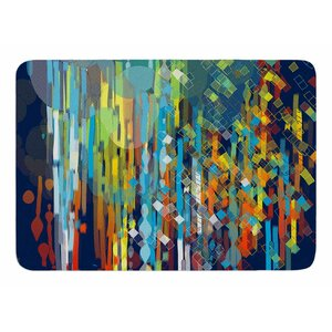 Color Fall by Frederic Levy-Hadida Bath Mat