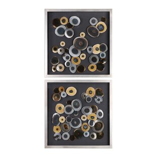 2 Piece Wall Decor Set Wayfair