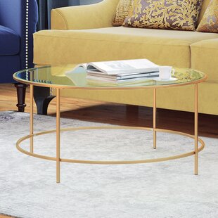 Merveilleux Gold Coffee Tables Youu0027ll Love | Wayfair