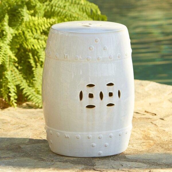 Glazed Ceramic Garden Stool & Accent u0026 Garden Stools Youu0027ll Love | Wayfair islam-shia.org