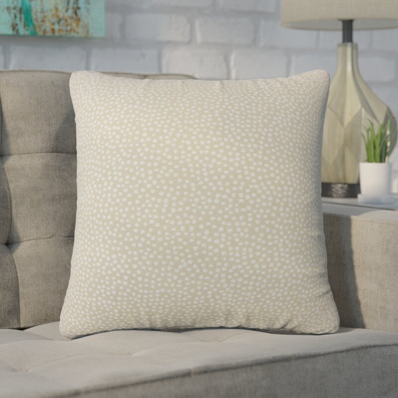Wilbanks Down Filled Throw Pillow