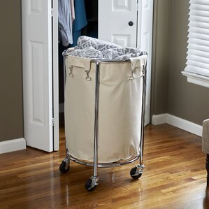 Rolling Laundry Baskets Amp Carts You Ll Love
