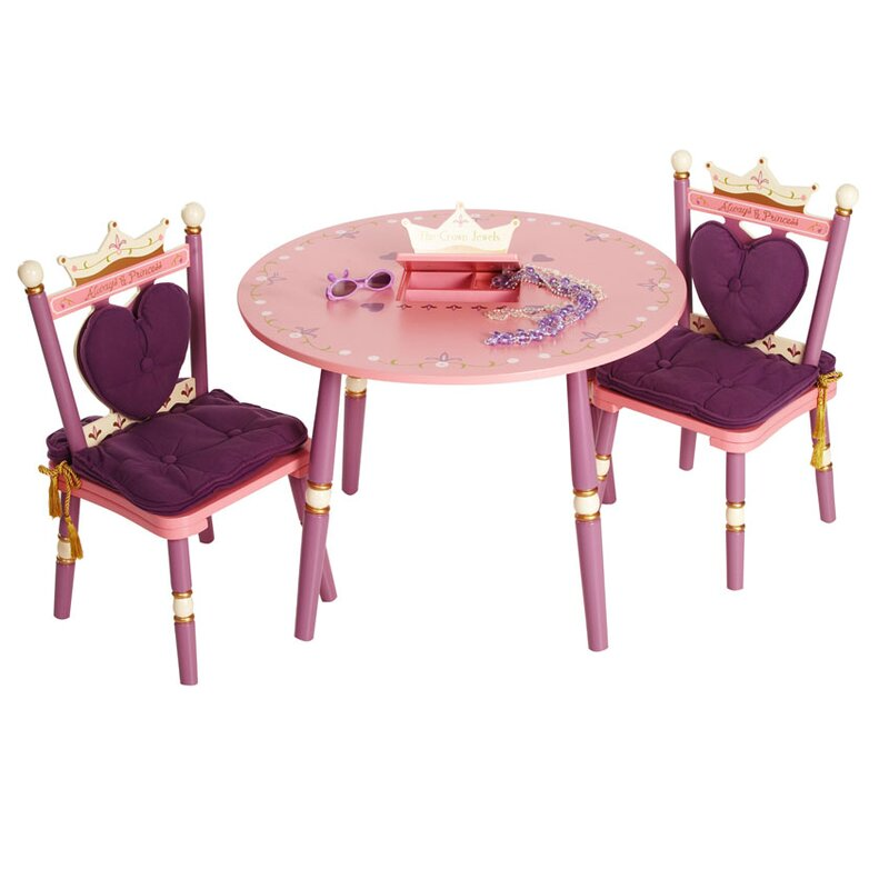 toddler round table and chairs