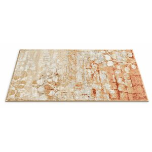 Coalgate Orange Copper Area Rug
