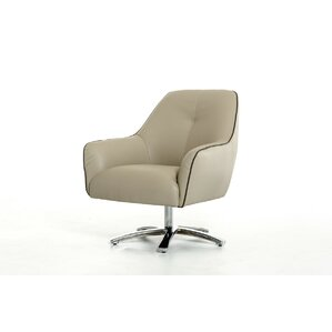 Coalpit Heath Modern Solid Lounge Chair by Orren Ellis