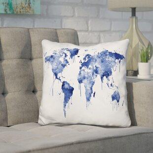 World map bedding sets wayfair gumiabroncs Choice Image