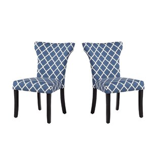 Danville Upholstered Dining Chair (Set of 2)