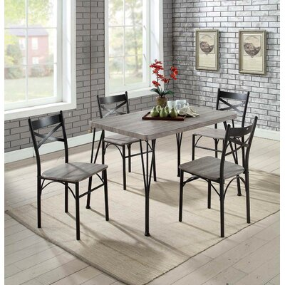 Grey Kitchen Amp Dining Room Sets You Ll Love Wayfair