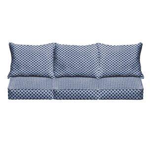Indoor Outdoor Loveseat Sofa Cushion
