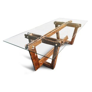 Oliphant Solid Wood Dining Table