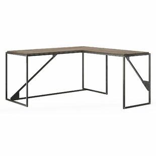 modern l shaped desks allmodern. Black Bedroom Furniture Sets. Home Design Ideas