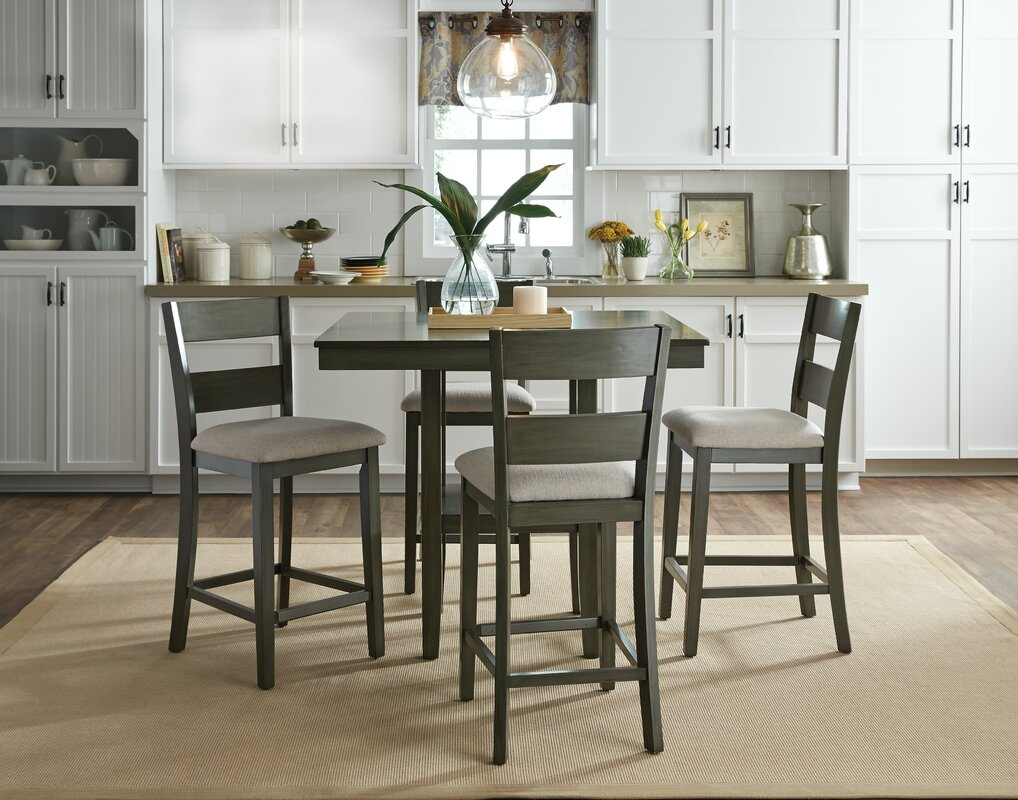 Brantford 5 Piece Counter Height Dining Set