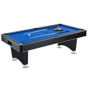 Hustler 7.3u0027 Pool Table