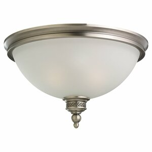 Westerville 2-Light Flush Mount