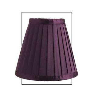 15cm Dylan Satin Silk Empire Lamp Shade
