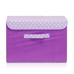 Storage Bin Purple