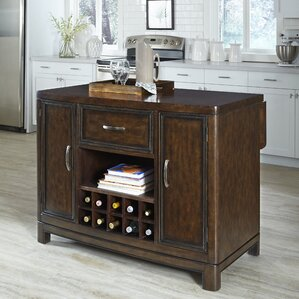 Crescent Hill Kitchen Island by Home Styles