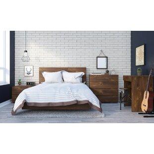 Frank Platform 5 Piece Bedroom Set
