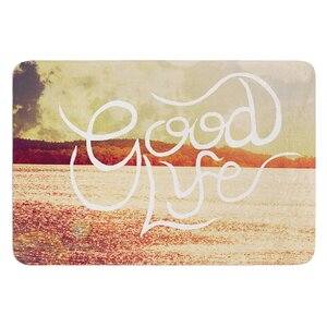 Good Life by Rachel Burbee Bath Mat