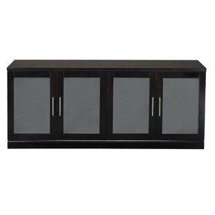 Soro Series 4 Door Storage Cabinet
