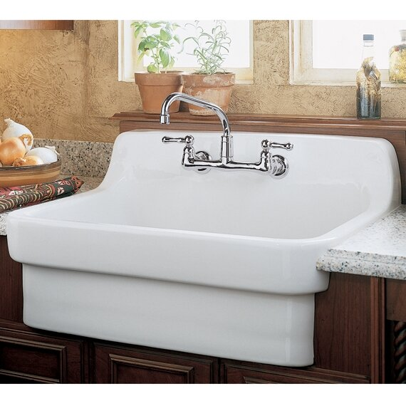 Medium image of 30   x 22   country kitchen sink