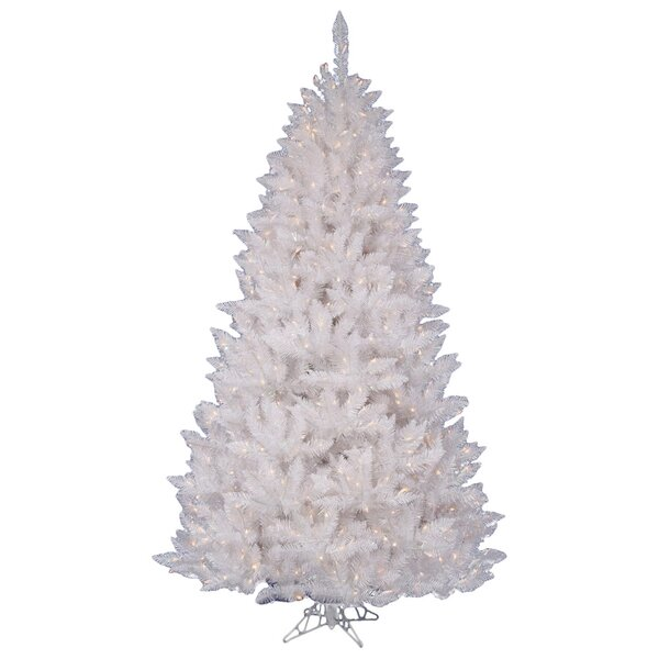 white christmas trees youll love wayfair