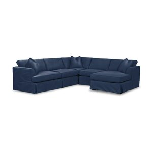 Kessler Custom Sectional by Klaussner Furniture