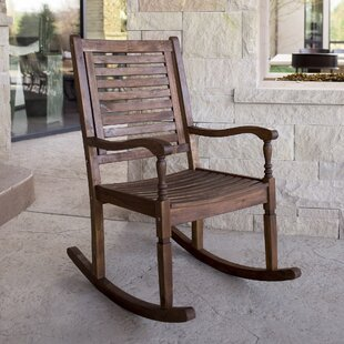 patio rocking chairs gliders you ll love wayfair