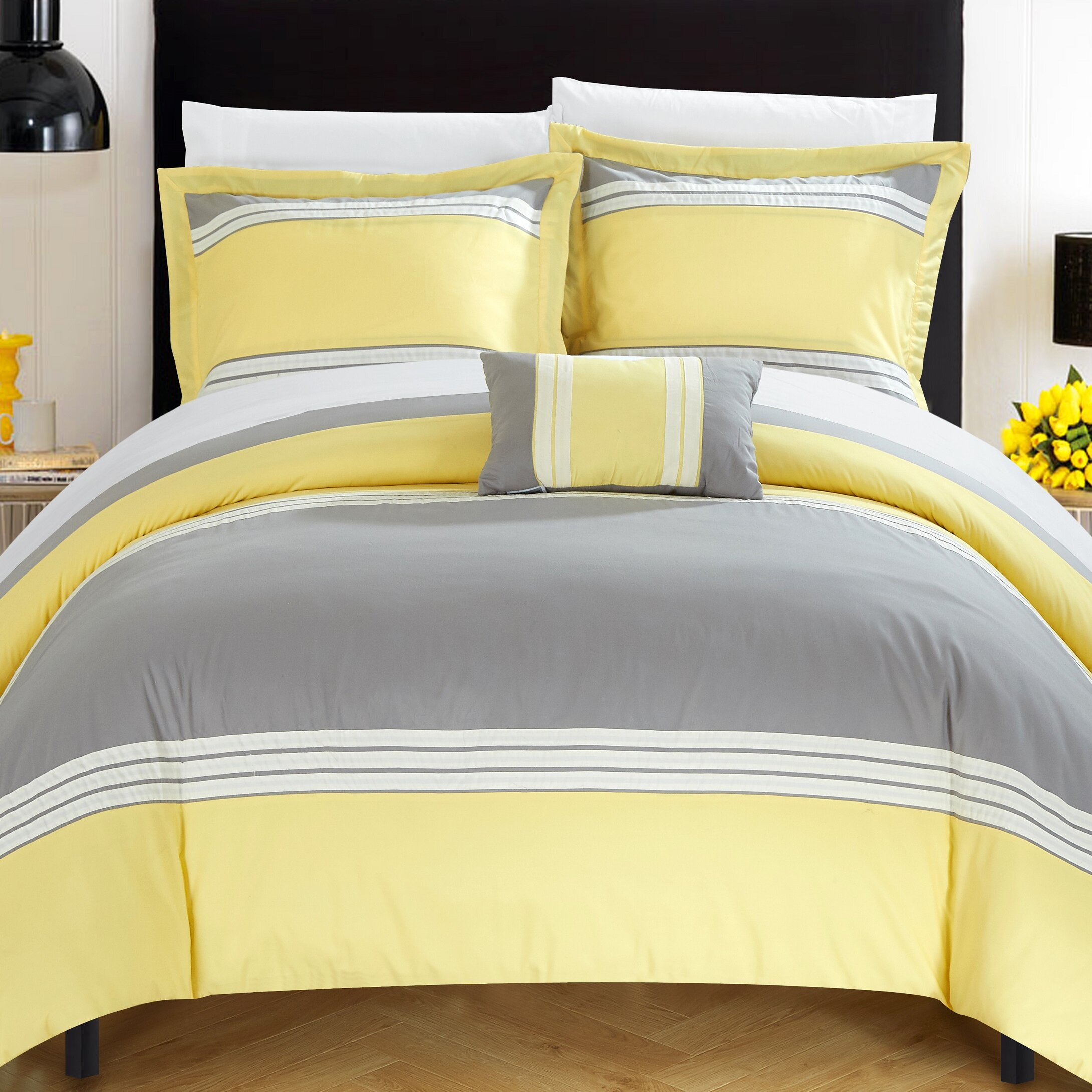 clearance for comforter striped your by bedeck and bexley sets ideas fabulous blue design bedding white pea collection hotel designs bedroom peacock at